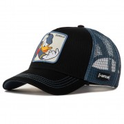 Шапка с козирка CAPSLAB - Kids Disney Donald Duck CL/DIS/1/DON2 Black Trucker