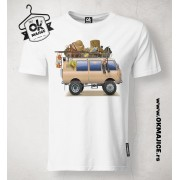 Majica Safari kombi _0621
