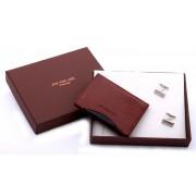 Cardholder Cufflinks Set by Jos von Arx