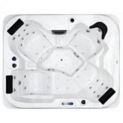 Spatec spas Spa extérieur - SPAtec 500B blanc