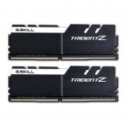 Memorie GSKill Trident Z Black White 32GB DDR4 3600MHz CL17 Dual Channel Kit