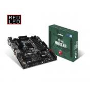 MSI Z170M MORTAR LGA 1151 (Presa H4) Intel® Z170 micro ATX