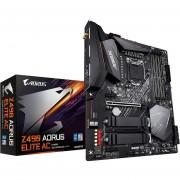 Tarjeta Madre AORUS ATX Z490 ELITE AC, S-1200, Intel Z490, HDMI