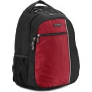 Samsonite Wander Spl Laptop Backpack(Red, Black)