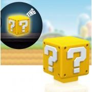 Paladone Super Mario - Question Block Nightlight with Sound