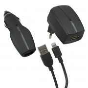fontastic lader USB Ladeset voor iPod/iPhone 5V 1A