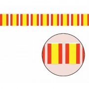 Geen Plastic vlaggenlijn Spanje 50 meter