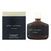 John varvatos vintage 75 ml eau de toilette edt spray profumo uomo