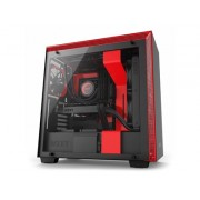 NZXT H700 - Black/Red