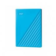 Vanjski Tvrdi Disk WD My Passport™ USB 3.2 Blue 4TB WDBPKJ0040BBL-WESN