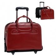 Laptop Bag - Willowbrook Red