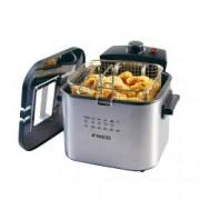 Friteuza NEO DF-R25E 2000W 2.5L Termostat reglabil Inox