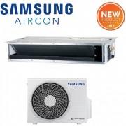 Samsung Climatizzatore Condizionatore Samsung Inverter Canalizzabile Media Prevalenza 30000 Btu Ac090mnmdkh Monofase Classe A+-A+ Con Comando A Filo Incluso