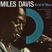 It-Why Davis Miles - Kind Of Blue (Blue Vinyl) - Vinile