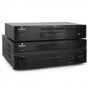 Set stereo Supreme Tower amplificatore lettore CD 125W