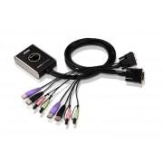 Switch KVM Aten CS682, nr de calculatoare conectate: 2, rezolutie: 1920x1200