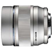 Obiectiv Foto Olympus Zuiko Digital 75mm 1:1:8 (Argintiu)
