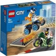 Lego City - Echipa de cascadori