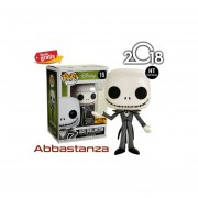 Jack Skellington Funko Pop Hot Topic Nightmare Before Christmas