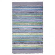 Esprit Badematte Cool Stripes Hand Esprit Größe: 60 cm x 100 cm, Farbe: Grau