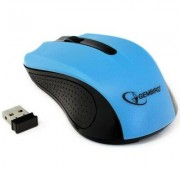 GEMBIRD Mysz bezprzewodowa GEMBIRD MUSW-101-B Niebiesko-czarny