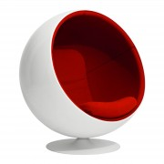 Eero Aarnio Originals Ball Chair Tonus Yellow