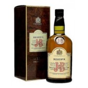 J&B Reserve Scotch Whisky 0.7