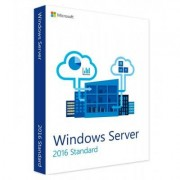 Microsoft Windows Server 2016 Standard - 16 cores 64-bit