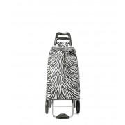 Epic City X Shopper Ergo - Shoppingvagn Zebra, Shoppingvagn
