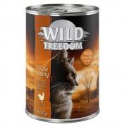 Wild Freedom Blandat provpack: Wild Freedom Adult - 6 x 400 g