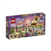 Lego Klocki LEGO Juniors 41349 Wyścigowa restauracja