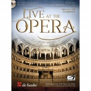 De Haske Live at the Opera - Clarinet