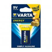 Varta 4122 - 1 buc Baterie alcalină ENERGY 9V