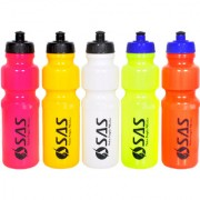 SAS 750ml Water Bottles for Yoga Gyming Fitness Cycling - Multicolor Set of 5 Keeps water safe and fresh for long