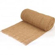 vidaXL Tapete p/ controlo de erosão geotêxtil em fibra de coco 1,9x10m