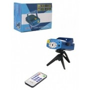 Mini Proiector Lumini Laser cu Telecomanda