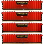 Memorie ram corsair Vengeance LPX, DDR4, 32GB, 2400MHz, CL16 (CMK32GX4M4A2400C14R)