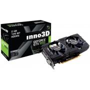 Inno3D N1050-1DDV-E5CM scheda video GeForce GTX 1050 2 GB GDDR5