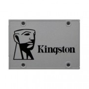 "SSD 120GB Kingston UV500 SUV500/120G, SATA 6Gb/s, 2.5""(6.35cm), скорост на четене 520MB/s, скорост на запис 320MB/s"