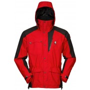 High Point Mania 5.0 jacket - bunda Barva: red/black, Velikost: L
