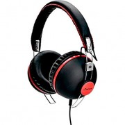 iDance HIPSTER 706 Headband Headphones - Black & Red