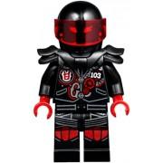 njo385 Minifigurina LEGO Ninjago-Sons of Garmadon-Mr.E njo385