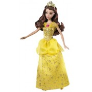 Mattel R4842 Disney Sparkling Princess Belle Doll