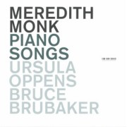 Muzica CD - ECM Records - Meredith Monk: Piano Songs