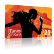 Apple iTunes-Code [USA] $25 Gift Card
