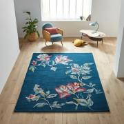 La Redoute Interieurs Tapete com motivo floral, ElvaAzul/Estampado- 120 x 170 cm