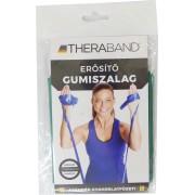 Thera-Band gumiszalag zöld erős 1,5m