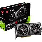 MSI GeForce GTX 1650 D6 GAMING X