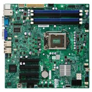Supermicro X9SCM-F scheda madre LGA 1155 (Socket H2) Intel® C204 Micro ATX