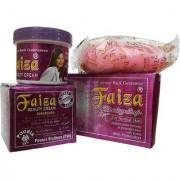 FAIZA BEAUTY CREAM (50g PACK) WITH FAIZA WHITENING SOAP